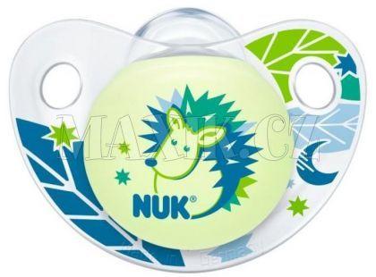 Nuk Dudlík Den a Noc 0-6m - Ježek