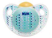 Nuk Dudlík Trendline Adore 0-6m - Modrobílý