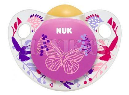 Nuk Dudlík Trendline Adore 0-6m - Motýl