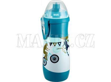 Nuk FC Láhev Sports Cup 450ml SI - Modrá