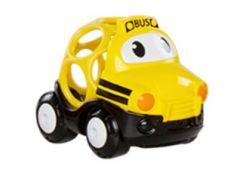 Oball Autíčko Oball Go Grippers Žlutý Bus