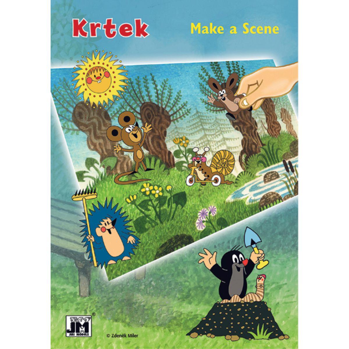Obrázková alba Krtek A4