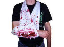 Obvaz zlomená paže