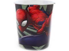 Odpadkový koš Spidermann 24 cm