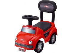 Odrážedlo auto červené výška sedadla 20cm