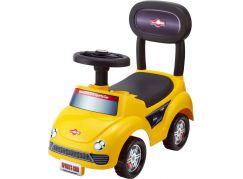 Odrážedlo auto žluté výška sedadla 20cm