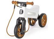 Odrážedlo Funny Wheels Rider SuperSport bílé 2v1