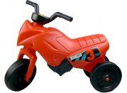 Odrážedlo motorka Enduro menší 150 - Červená