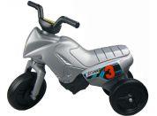 Odrážedlo motorka Enduro menší 150 - Stříbrná