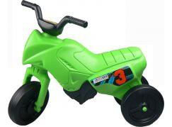 Odrážedlo motorka Enduro menší 150 - Zelená světlá