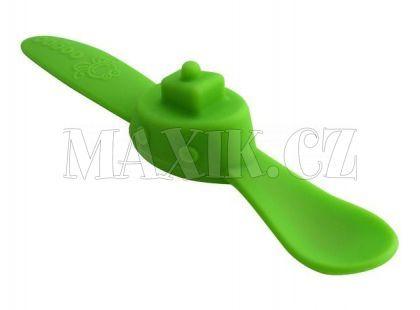 Oogaa Lžička loď - 3 druhy - Zelená