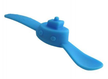 Oogaa Lžička loď - 3 druhy - Modrá