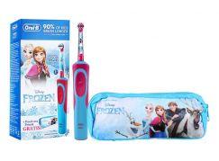 Oral-B elektrický zubní kartáček Frozen s penálem
