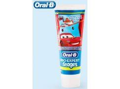 Oral-B pasta dětská Aladin 75ml