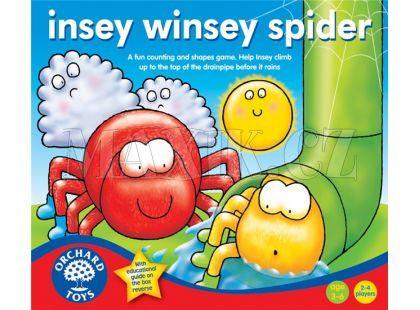 Orchard Toys Leze pavouk, leze vzhůru