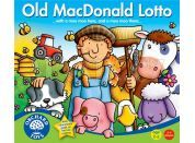 Orchard Toys Old MacDonald Lotto Ó MacDonald ten si žil