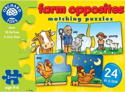 Orchard Toys Puzzle Farm opposits