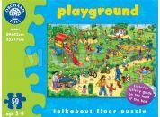 Orchard Toys Puzzle Na hřišti