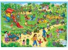 Orchard Toys Puzzle Na hřišti 2