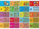 Orchard Toys Puzzle Počítej a přiřaď obrázek 2