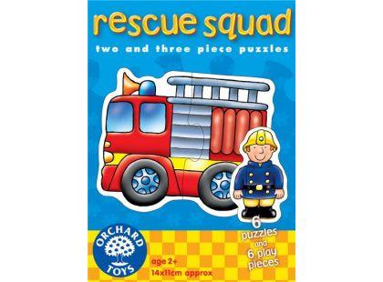 Orchard Toys Puzzle Záchranáři