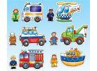 Orchard Toys Puzzle Záchranáři 2