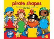 Orchard Toys Učíme se tvary s piráty