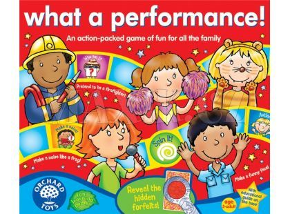 Orchard Toys What a performance