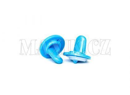 OrganicKidz Pítko světle modré pro láhve 2ks