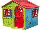 Palplay Domeček House of Fun - Zeleno-modrý