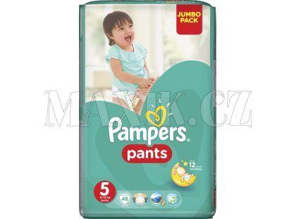 Pampers Kalhotkové plenky Jumbo Pack 5 Junior 48ks