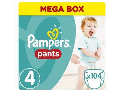 Pampers kalhotkové plenky Mega Box S4 104ks