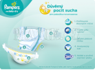 Pampers New Baby 1 Newborn 43ks 3