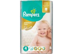 Pampers Premium Care 4 Maxi 66ks
