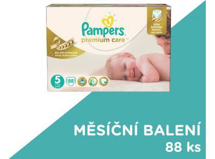 Pampers Premium Care 5 Junior 88ks