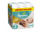 Pampers Premium Care 2 MINI 3-6 kg 240ks