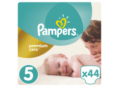 Pampers Premium Value Pack S5 44ks