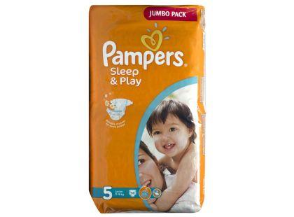 Pampers Sleep&Play 5 Junior 58ks