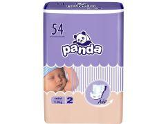Panda dětské plenky Mini á 54 ks