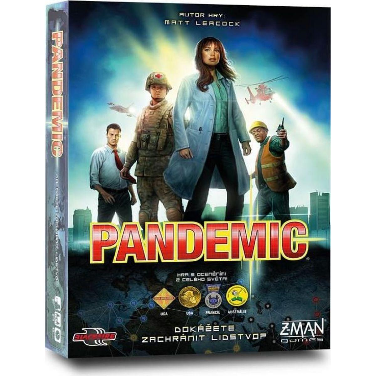 Pandemic nové vydání