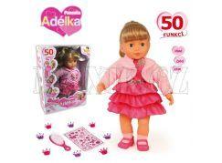 Panenka Adélka 40 cm, 50 funkcí