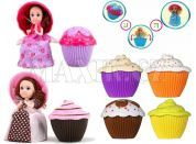 Panenka Cupcake 14cm vonící asst 12 druhů