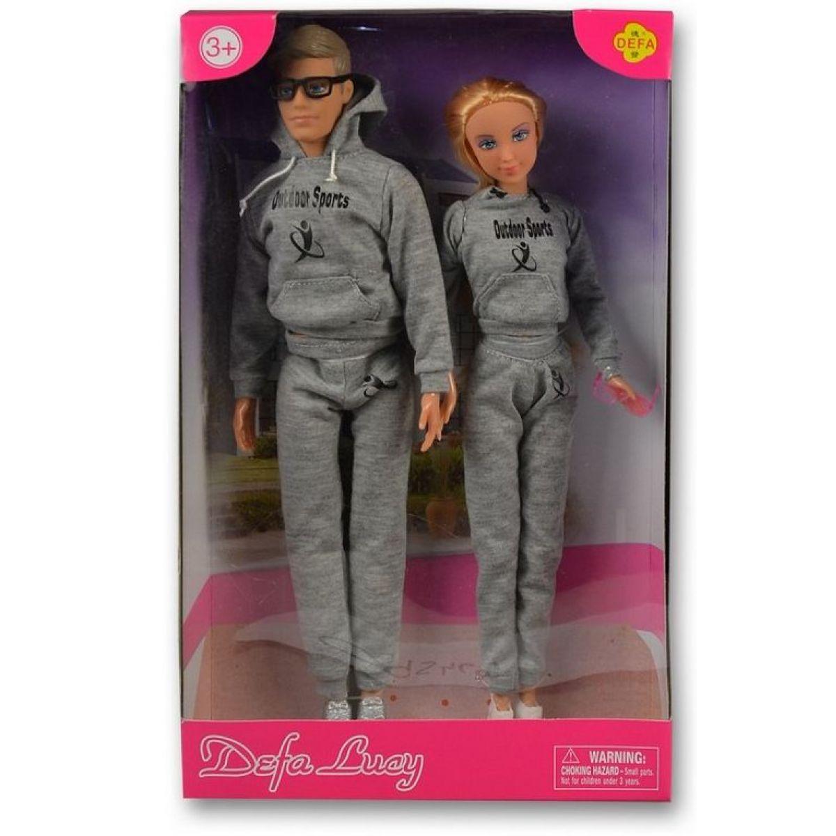 Panenka Lucy s Kenem