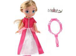 Panenka princezna 28 cm s doplňky
