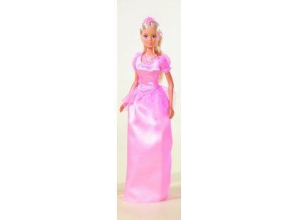 Panenka Steffi Pohádková princezna Šípková Růženka světle růžová