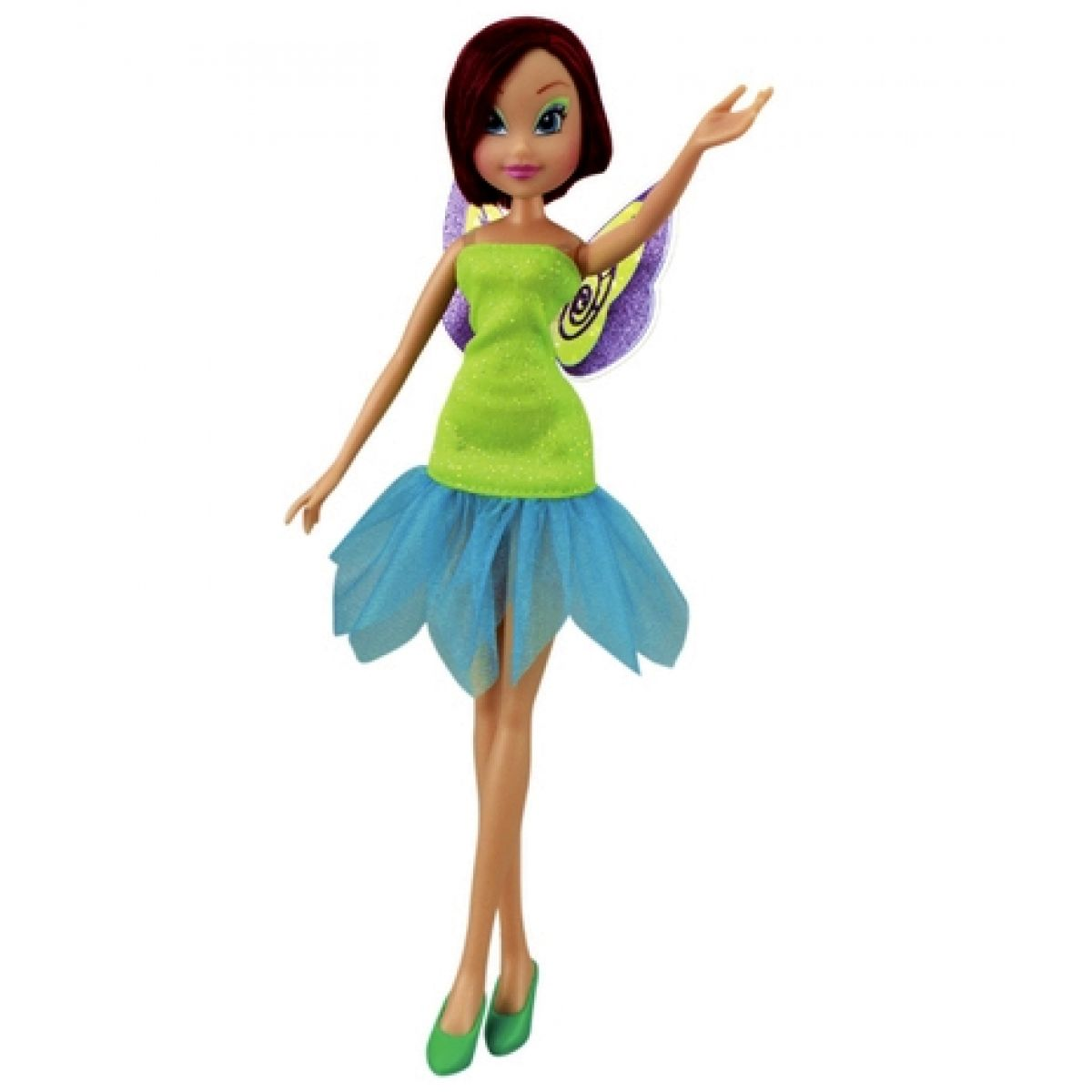 Panenka WinX Fashion Fairy - Tecna
