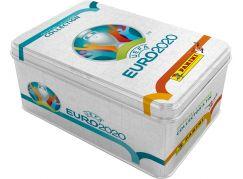 Panini EURO 2020 Adrenalyn plechová krabička hranatá
