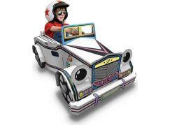 Papírové hračky Auto