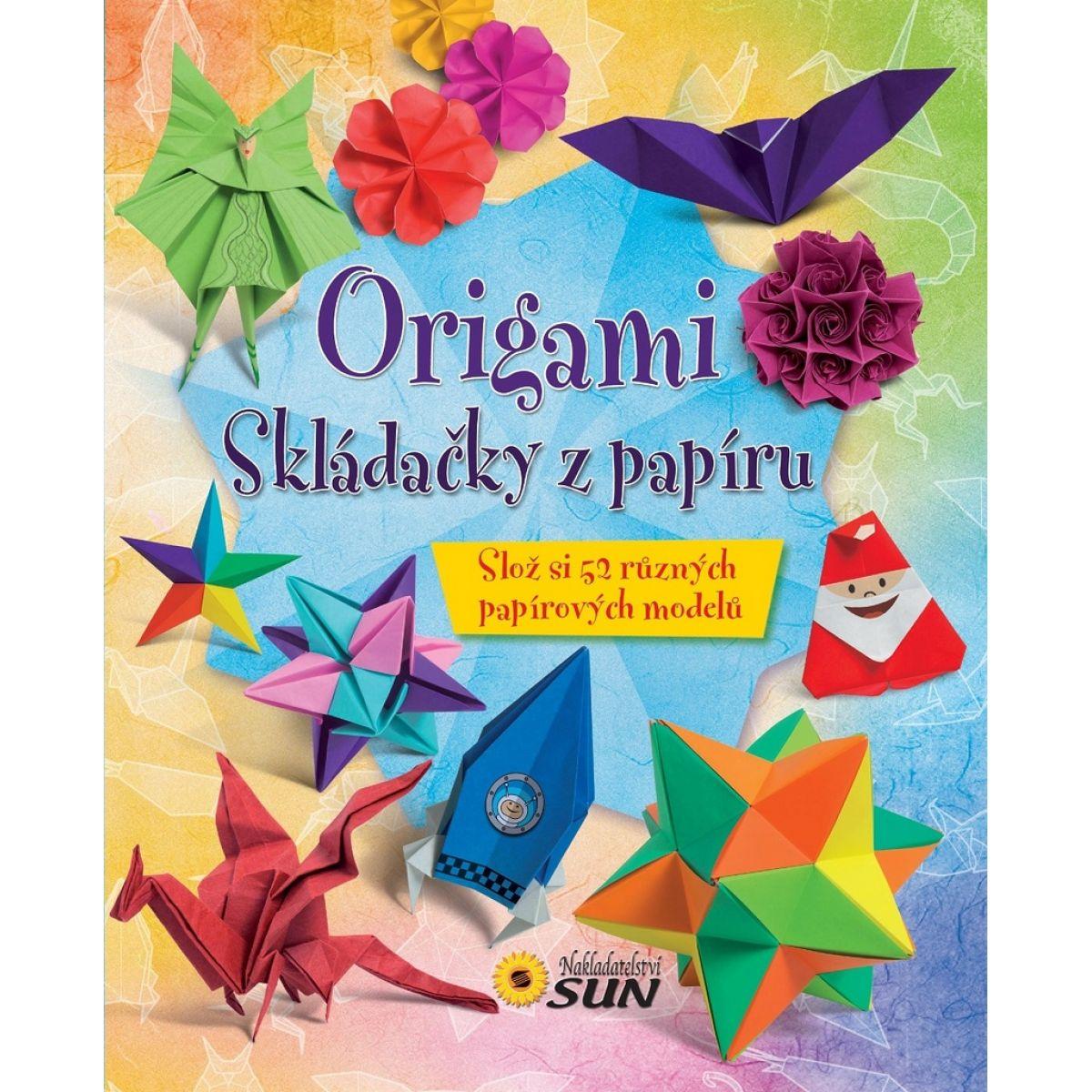 Papírové skládání Origami