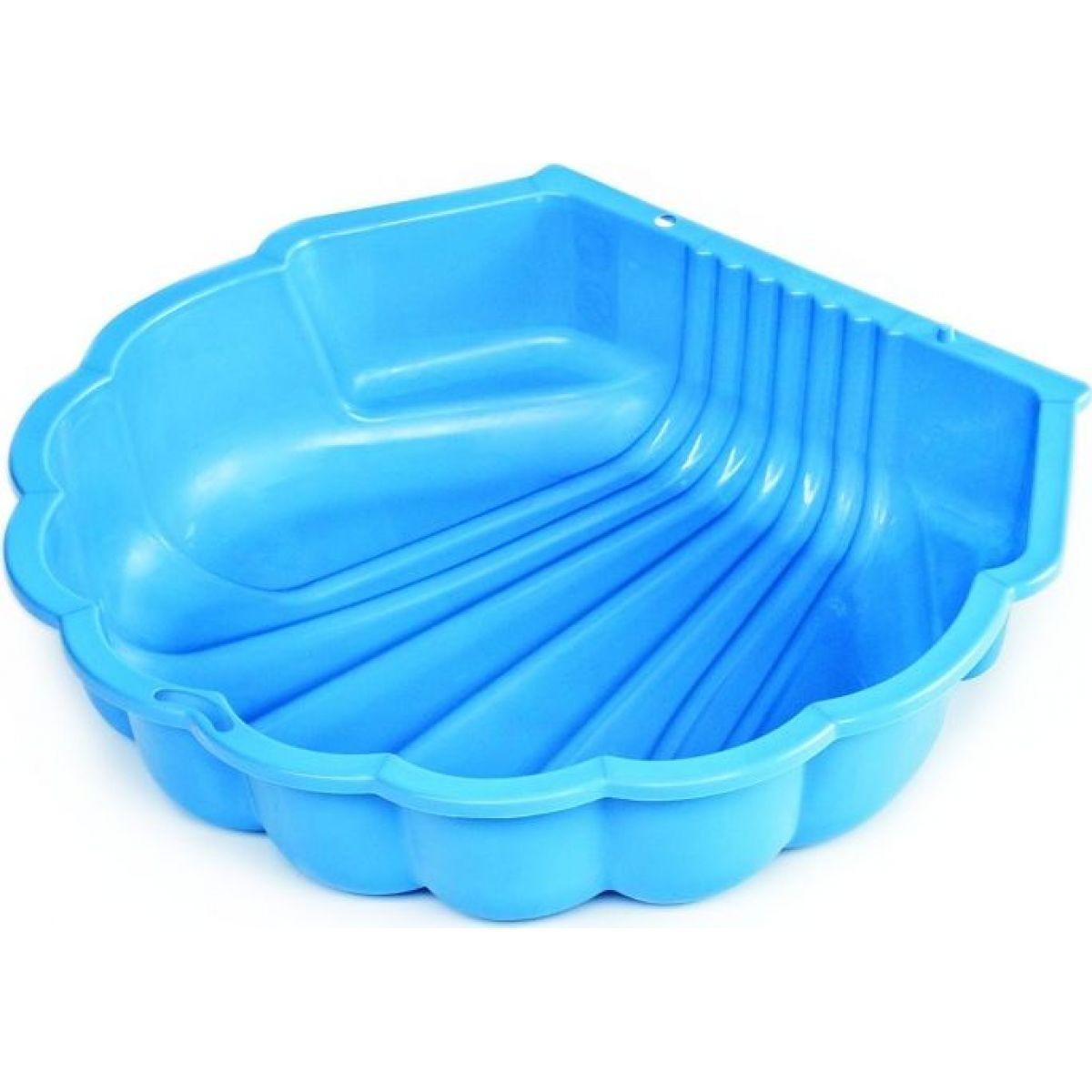 Paradiso Pískoviště mušle modré s plachtou
